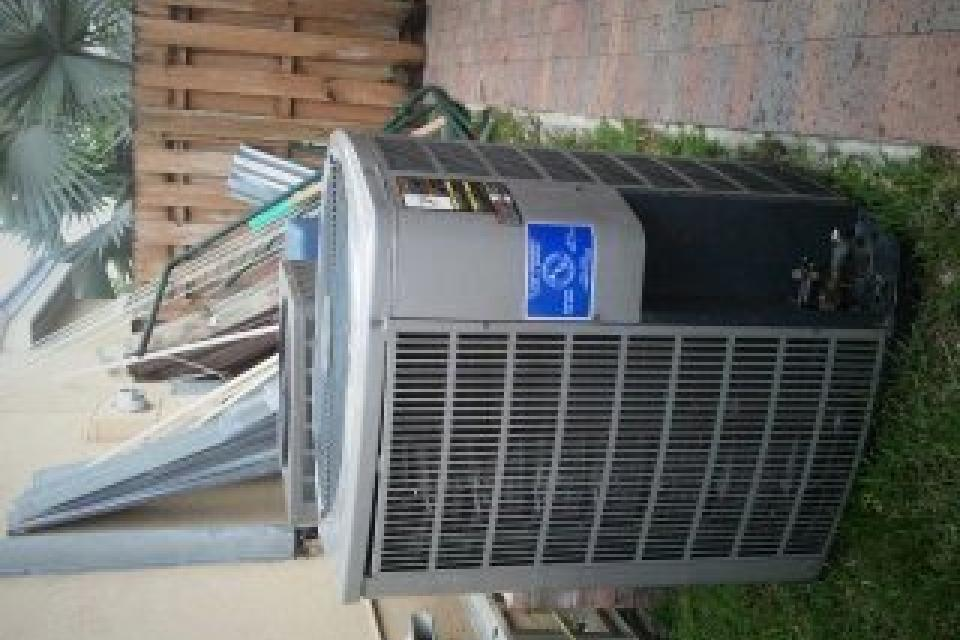 2005 Trane Outdoor Air conditioning unit- Allegiance 12 Seer 5 ton Large Photo