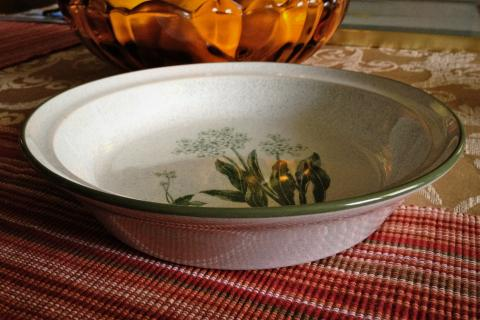 Noritake 1975-1984 Round Vegetable Bowl w/ Free Shipping  Photo