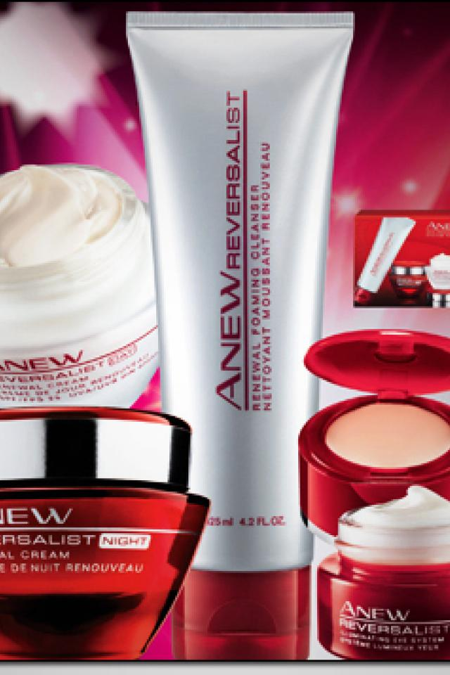 AVON - Anew Reversalist - 40+ 2-Week Starter Kit - Reg. $60.00 Large Photo