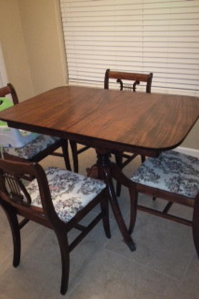 offer duncan phyfe dining room table for helping