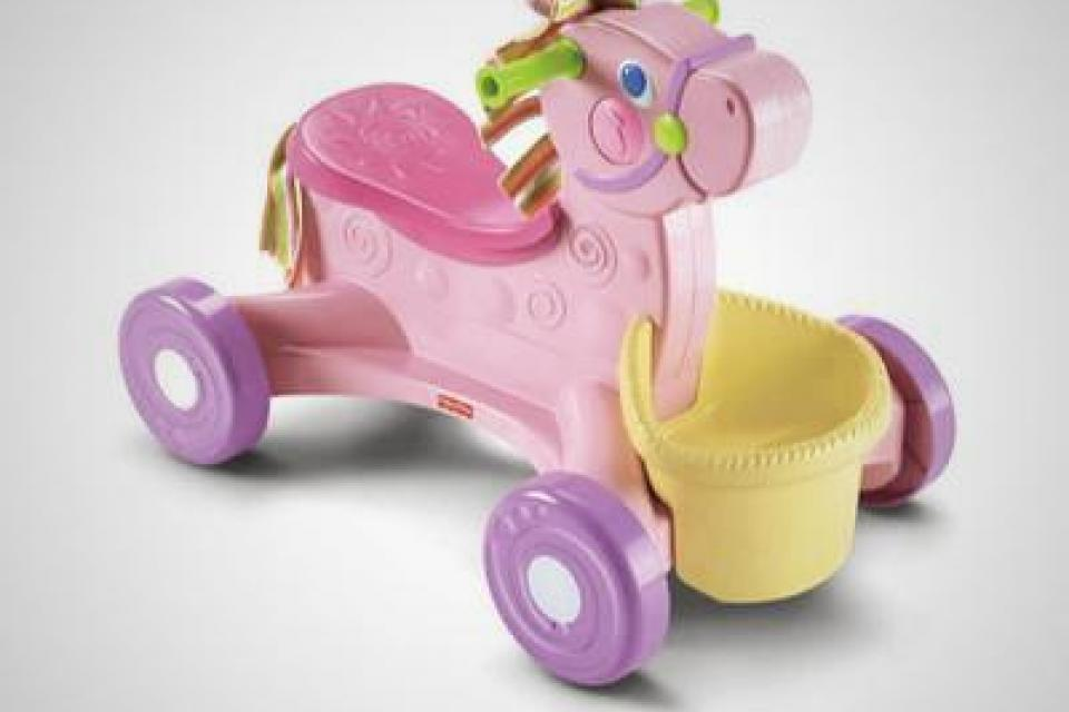 My Musical Pony - Fisher Price Large Photo