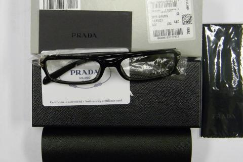 PRADA EYEGLASSES BIG SALE Photo