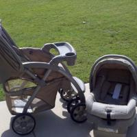Eddie Bauer Stroller Car Seat Photo