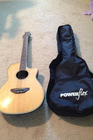 Ovation Applause guitar AA13 3/4 Photo