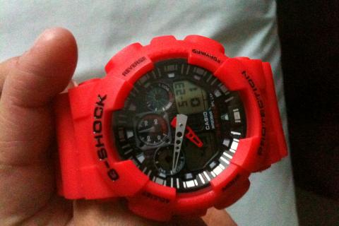 G shock watch Photo