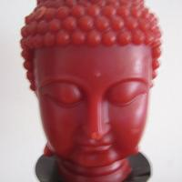 Budha Candle Photo