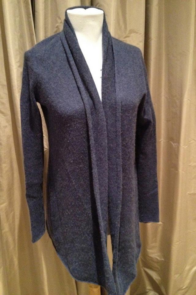 Slate Blue Cashmere Photo
