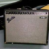 Fender Princeton Chorus Amplifier w/ 2-Button Fender Footswitch + Cords (D.C.-Baltimore Area) Photo