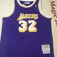 Magic Johnson Lakers Jersey amazing quality VERY CHEAP PRICE! Photo