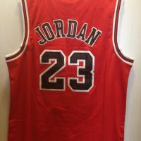 Red Chicago Bulls Michael Jordan #23 BRAND NEW and VERY CHEAP!!! Photo
