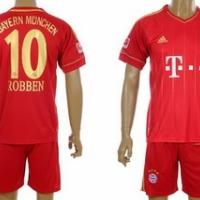 Arjen Robben Bayern RED jersey BRAND NEW and VERY CHEAP PRICE! Photo