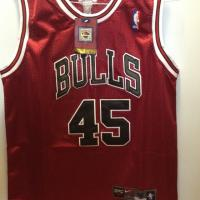 MICHAEL JORDAN #45 jersey BRAND NEW AND VERY CHEAP!!! Photo