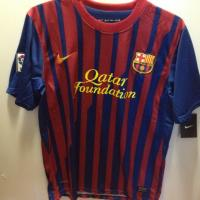 Barcelona Unicef Red jersey BRAND NEW, VERY CHEAP PRICE!! Photo