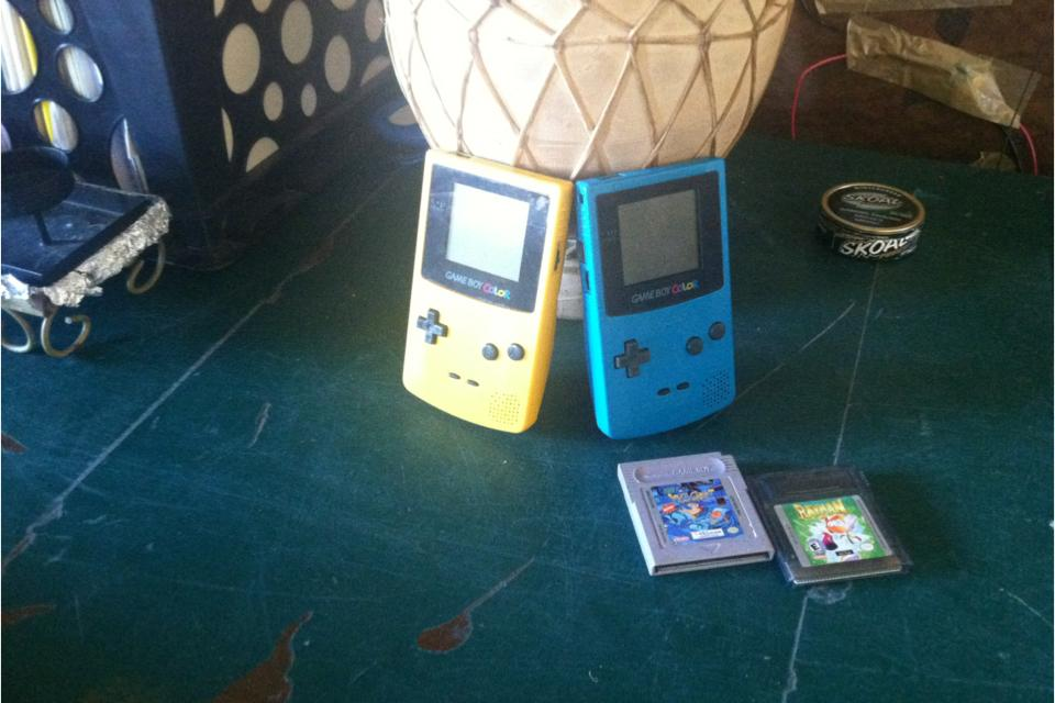 Gameboy color Large Photo