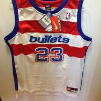BRAND NEW Michael Jordan Washington Bullets Jersey very rare and VERY CHEAP!! Photo