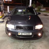 2002 Audi A4 1.8T Photo