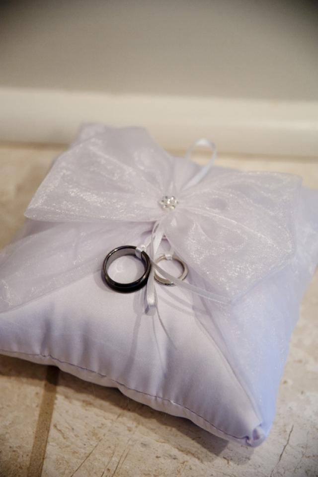 Ring Bearer Pillow  Photo