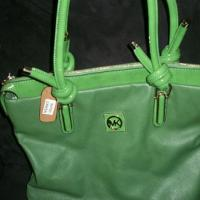 Michael Kors Large Handbag green Photo