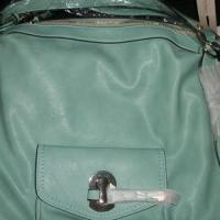 MICHAEL KORS LIGHT BLUE LARGE TOTE BAG Photo