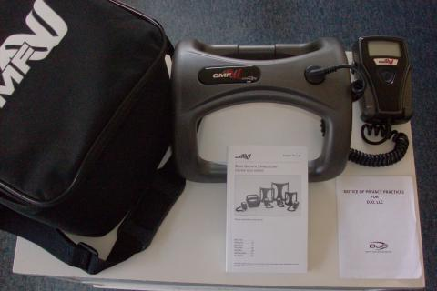 *~* LIKE-NEW *~*  DONJOY CMF-OL1000-SC BONE GROWTH STIMULATOR + CASE & MANUAL Photo