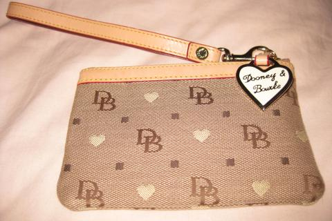 Dooney & Burke Wristlet Photo