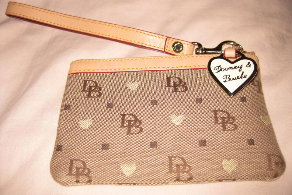 Dooney & Burke Wristlet Large Photo