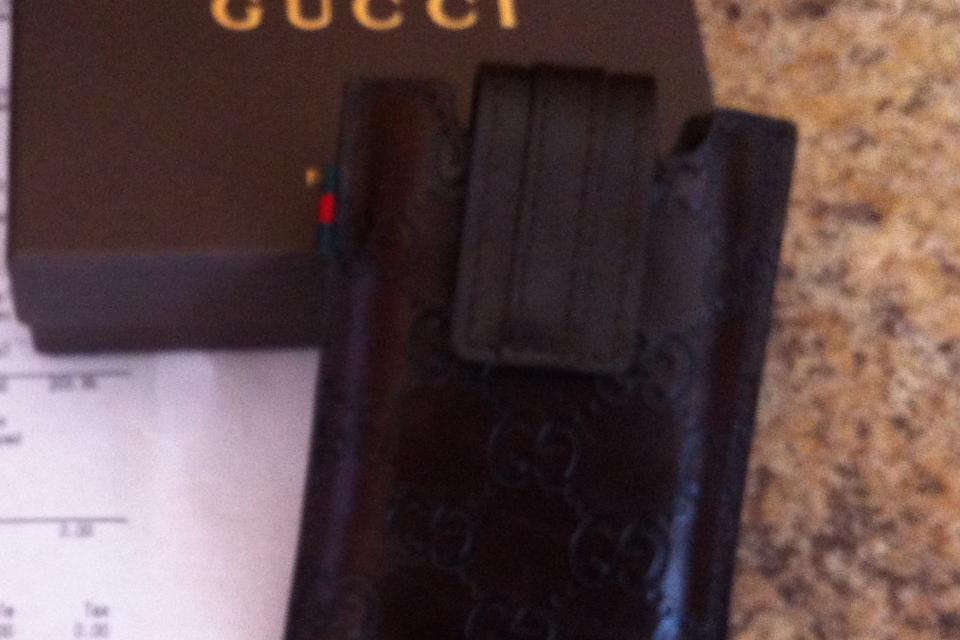 Gucci iphone 4/4S case Large Photo