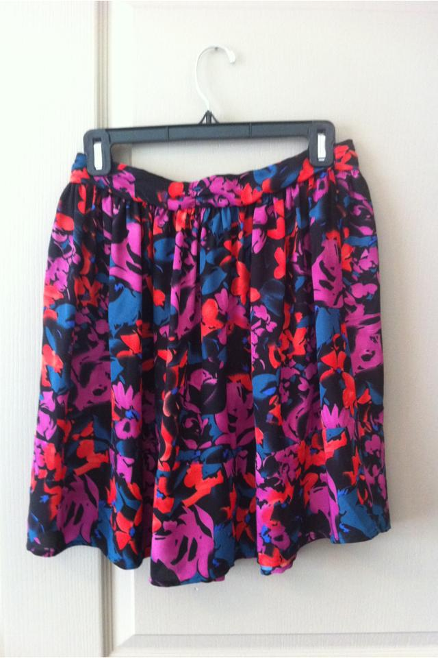 Floral skirt Large Photo