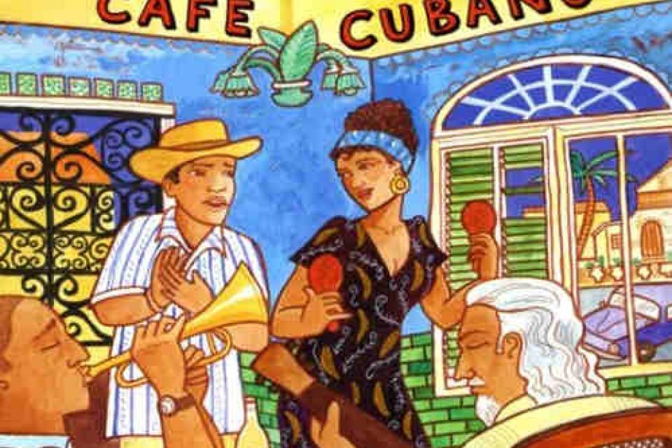 Putumayo - Cafe Cubano Large Photo