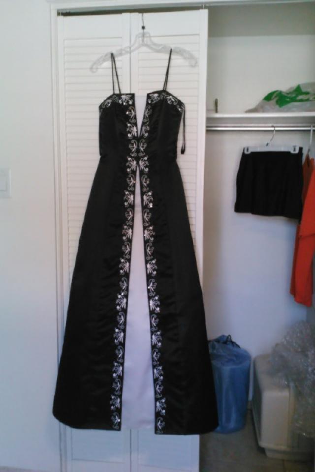 prom/elegant dress Photo