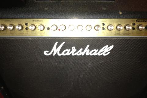 Marshall Valvestate VS 265 Guitar Amp AS IS-$100 or best offer Photo