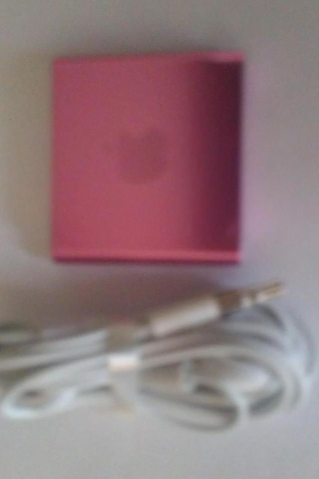 PINK IPOD NANO 8 GB BRAND NEW Large Photo