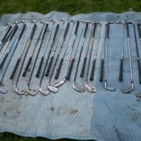 Golf clubs Photo