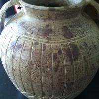 Large Decorative pot   Photo