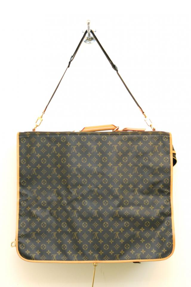 Louis Vuitton Large Brown Monogram Garment Bag Large Photo