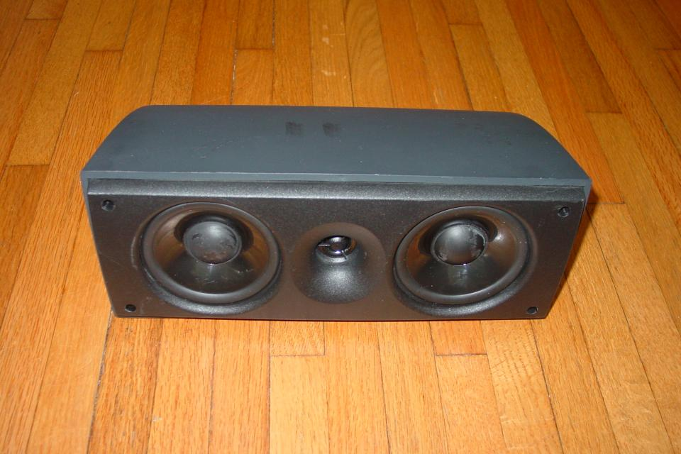 Infinity Center Channel Speaker Model CC1 - Great Sound Large Photo