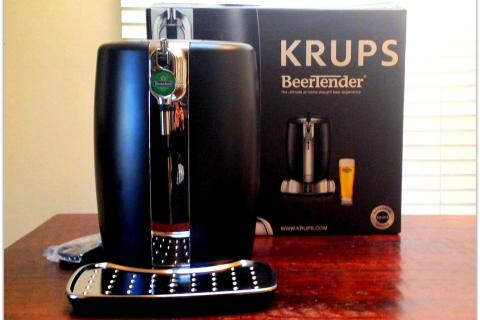 Krups Beertender Photo