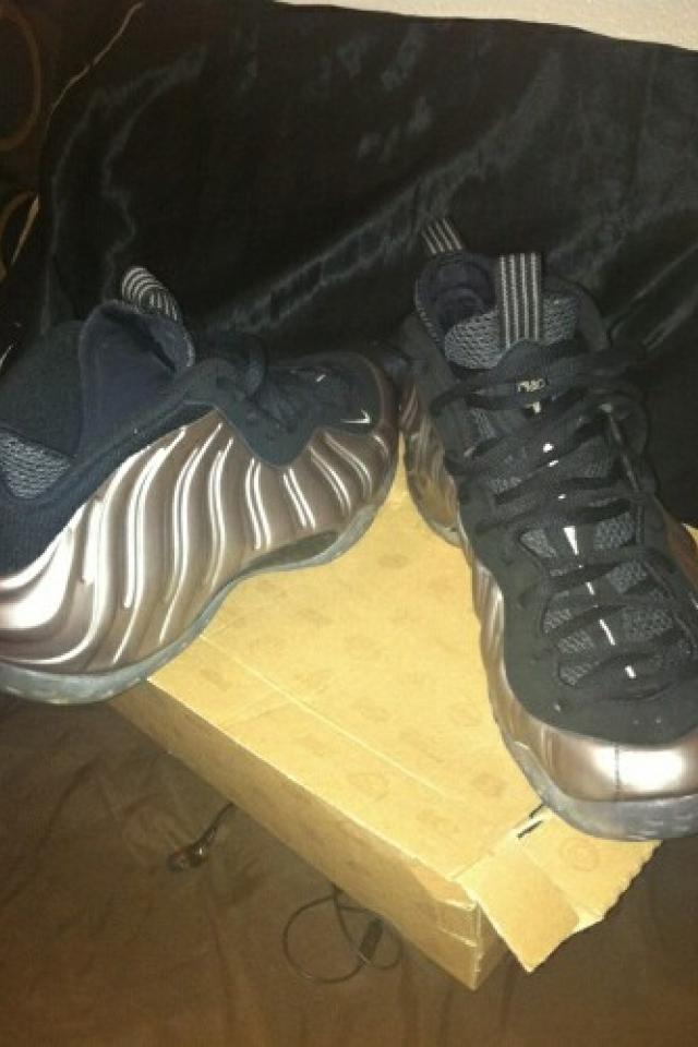 Pewter Foamposites Photo