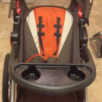 Baby Velocity Jogging Stroller  Photo