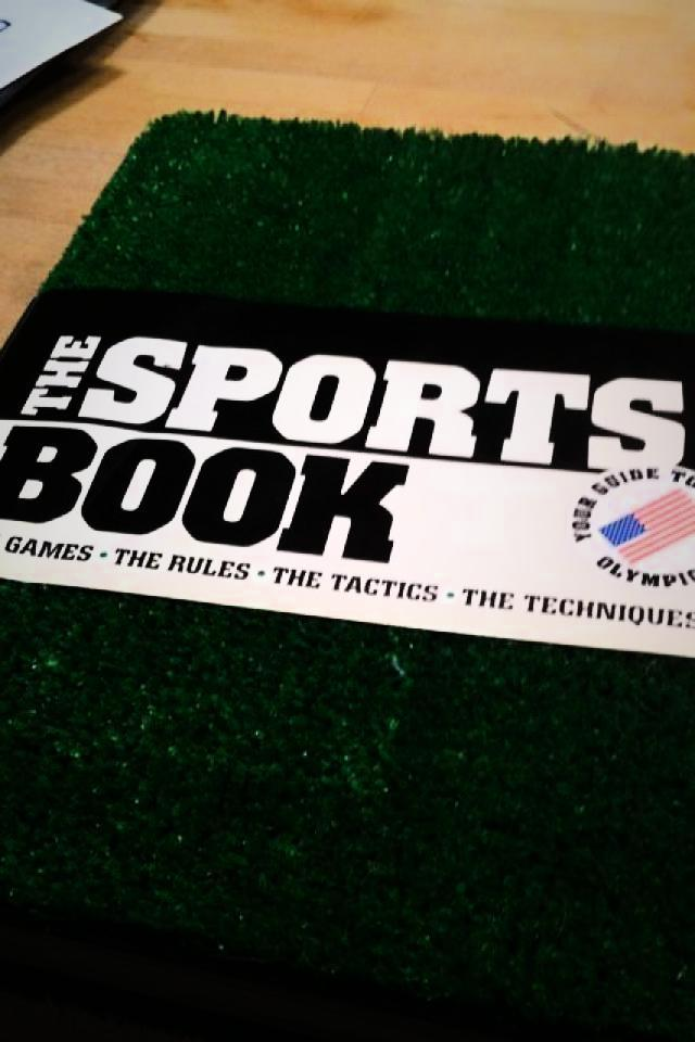 The Sports Book Large Photo