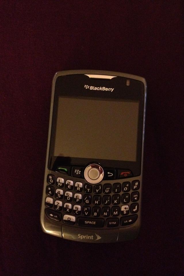 Blackberry 8330  Photo