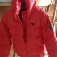 Abercrombie kids XL down jacket new with Photo