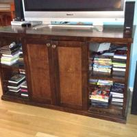 Custom made cabinet/TV stand Photo