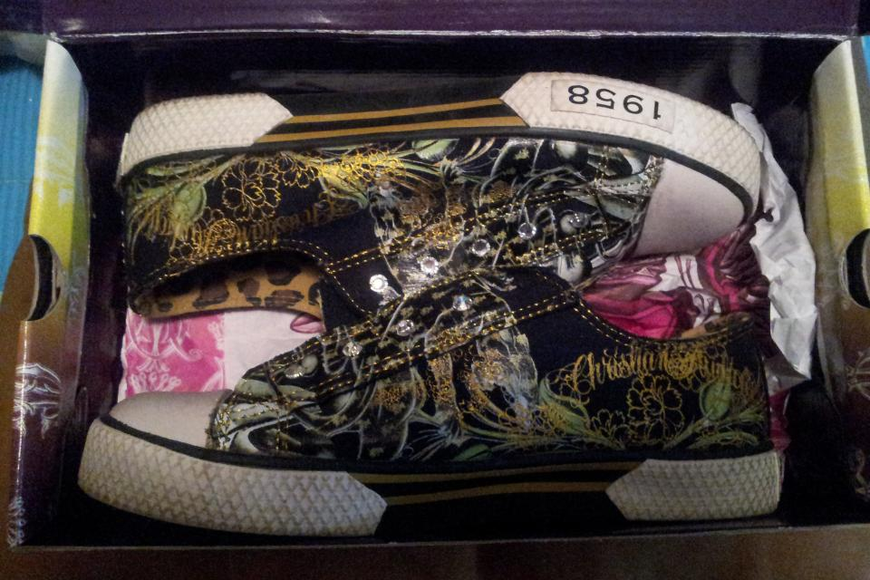 Christian Audigier shoes (Exclusive) Large Photo