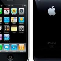 Apple Iphone 3gs 8G Black  At&t Photo
