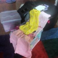 size 6-8 girls clothing  Photo