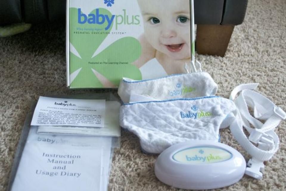 Baby Plus Prenatal Education System Large Photo