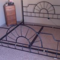 bed frame Photo