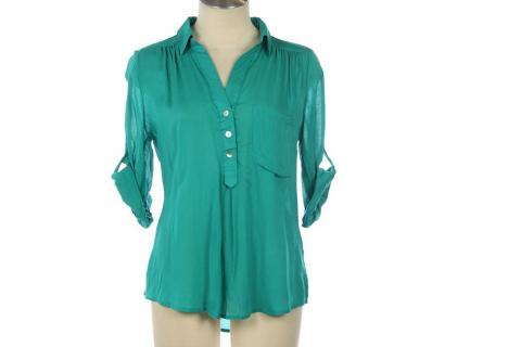 Teal Blouse Photo