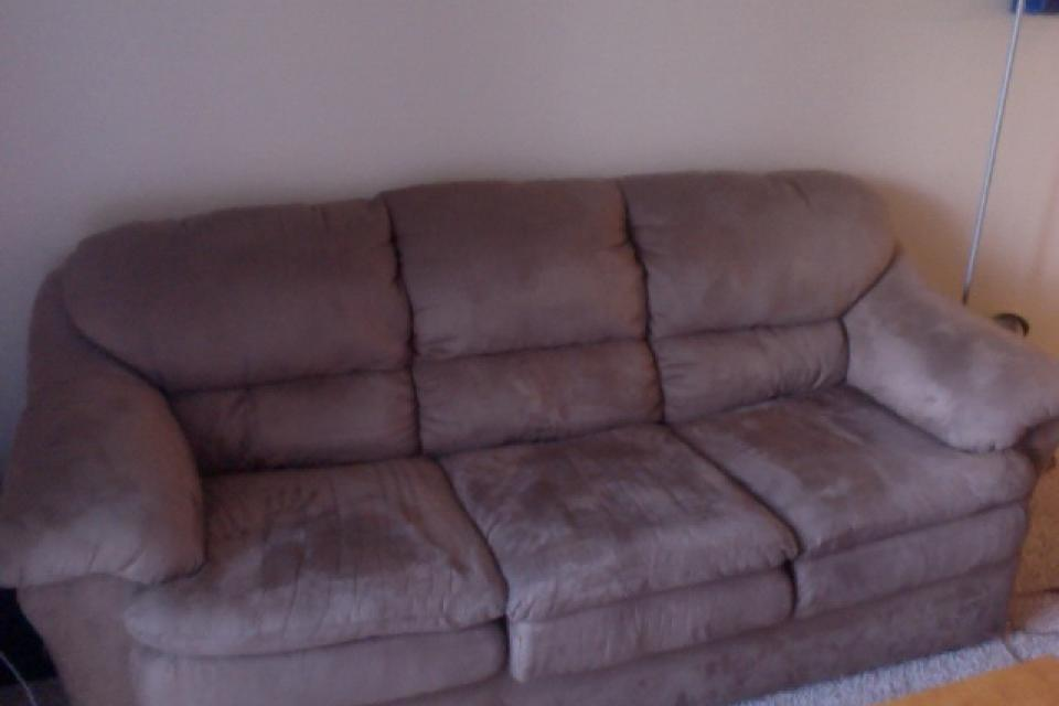 couch & love seat Large Photo